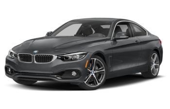 2019 BMW 440 - Mineral Grey Metallic