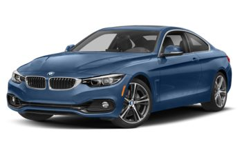 2020 BMW 440 - Estoril Blue Metallic