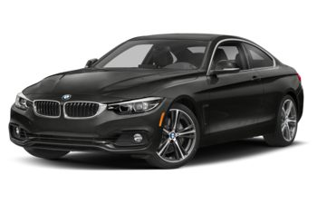 2020 BMW 440 - Citrin Black Metallic