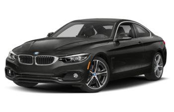 2020 BMW 440 - Citrin Black Metallic