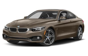 2019 BMW 440 - Champagne Quartz Metallic