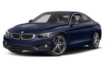 2019 BMW 440 - Tanzanite Blue Metallic