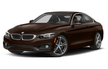 2019 BMW 440 - Smoked Topaz Metallic