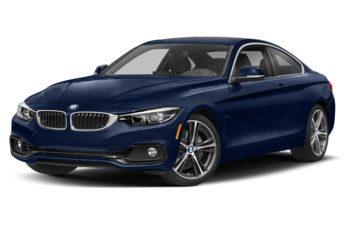 2020 BMW 440 - Tanzanite Blue II Metallic
