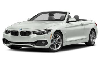 2020 BMW 440 - Alpine White