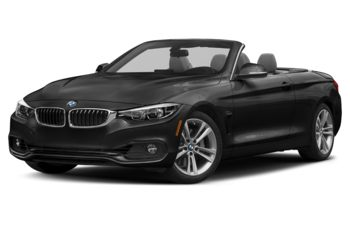 2020 BMW 440 - Black Sapphire Metallic