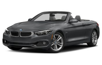 2020 BMW 440 - Mineral Grey Metallic