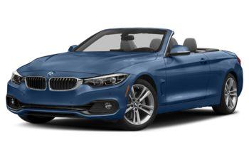 2020 BMW 440 - Estoril Blue Metallic