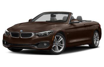 2020 BMW 440 - Smoked Topaz Metallic