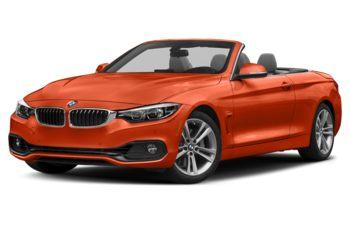 2020 BMW 440 - Sunset Orange Metallic