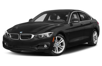 2020 BMW 430 Gran Coupe - Black Sapphire Metallic