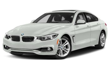 2019 BMW 430 Gran Coupe - Alpine White Non-Metallic