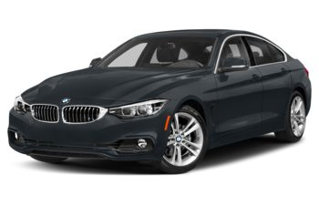 2020 BMW 430 Gran Coupe - Carbon Black Metallic