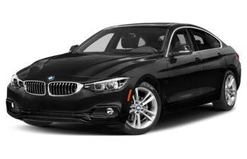 2019 BMW 430 Gran Coupe - Black Sapphire Metallic