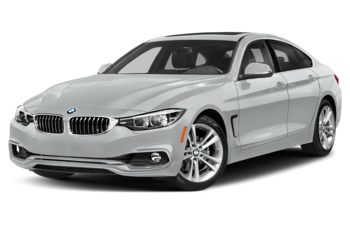 2019 BMW 430 Gran Coupe - Glacier Silver Metallic