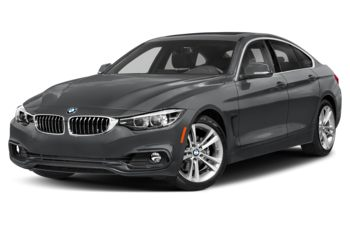 2020 BMW 430 Gran Coupe - Mineral Grey Metallic