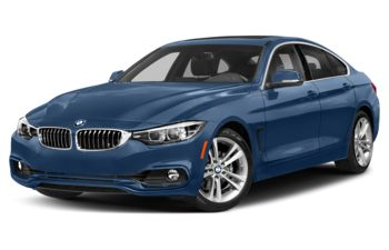 2020 BMW 430 Gran Coupe - Estoril Blue Metallic