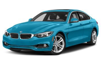 2020 BMW 430 Gran Coupe - Snapper Rocks Blue Metallic