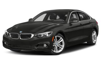 2019 BMW 430 Gran Coupe - Citrin Black Metallic