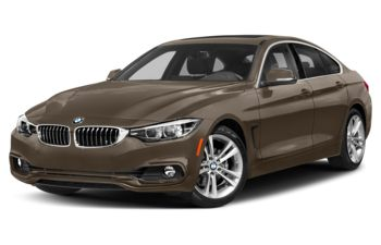 2019 BMW 430 Gran Coupe - Champagne Quartz Metallic
