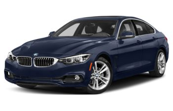 2019 BMW 430 Gran Coupe - Tanzanite Blue Metallic