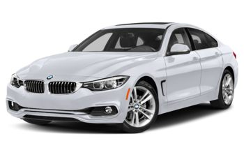 2019 BMW 430 Gran Coupe - Frozen Silver Metallic