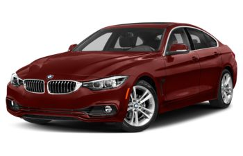 2020 BMW 430 Gran Coupe - Aventurine Red II Metallic