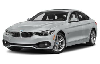 2019 BMW 440 Gran Coupe - Glacier Silver Metallic