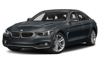 2020 BMW 440 Gran Coupe - Carbon Black Metallic