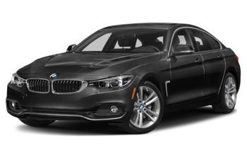 2020 BMW 440 Gran Coupe - Black Sapphire Metallic