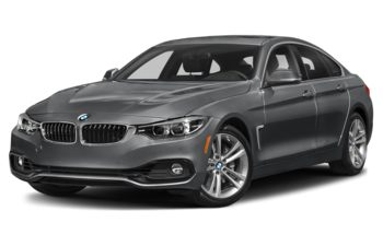 2020 BMW 440 Gran Coupe - Mineral Grey Metallic