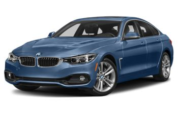2020 BMW 440 Gran Coupe - Estoril Blue Metallic