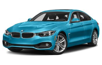 2020 BMW 440 Gran Coupe - Snapper Rocks Blue Metallic