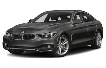 2020 BMW 440 Gran Coupe - Citrin Black Metallic