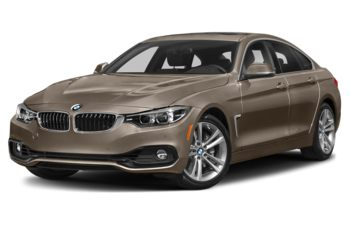 2019 BMW 440 Gran Coupe - Champagne Quartz Metallic