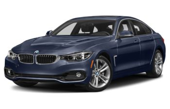 2020 BMW 440 Gran Coupe - Tanzanite Blue Metallic