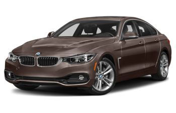 2019 BMW 440 Gran Coupe - Frozen Bronze Metallic