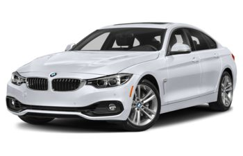 2019 BMW 440 Gran Coupe - Frozen Silver Metallic