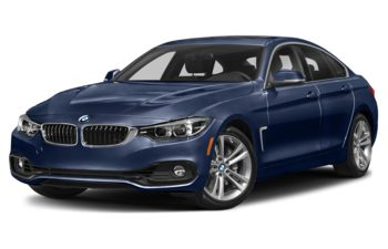 2020 BMW 440 Gran Coupe - Tanzanite Blue II Metallic