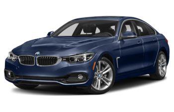 2020 BMW 440 Gran Coupe - Tanzanite Blue II Metallic