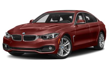 2020 BMW 440 Gran Coupe - Aventurine Red II Metallic