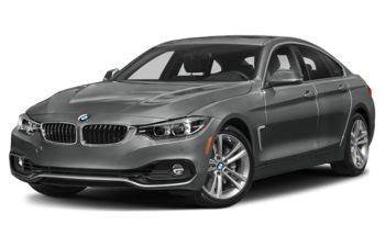 2020 BMW 440 Gran Coupe - Frozen Dark Grey