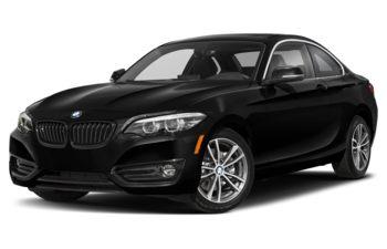 2019 BMW 230 - Black Sapphire Metallic