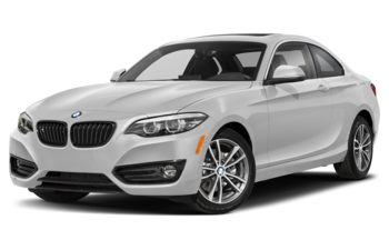 2019 BMW 230 - Mineral White Metallic