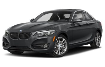 2019 BMW 230 - Mineral Grey Metallic