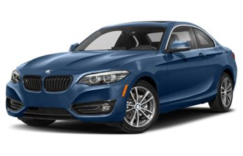 2019 BMW 230 - Estoril Blue Metallic