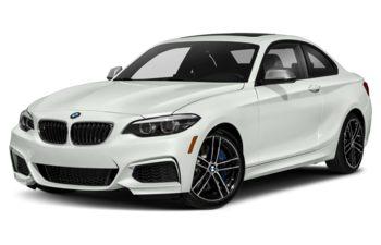 2020 BMW M240 - Alpine White