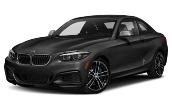 2019 BMW M240 - Black Sapphire Metallic