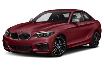 2019 BMW M240 - Melbourne Red Metallic