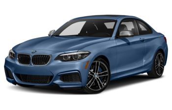 2019 BMW M240 - Estoril Blue Metallic